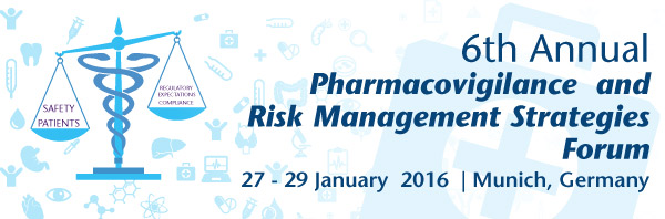Pharmacovigilance and Risk Management Strategies Forum
